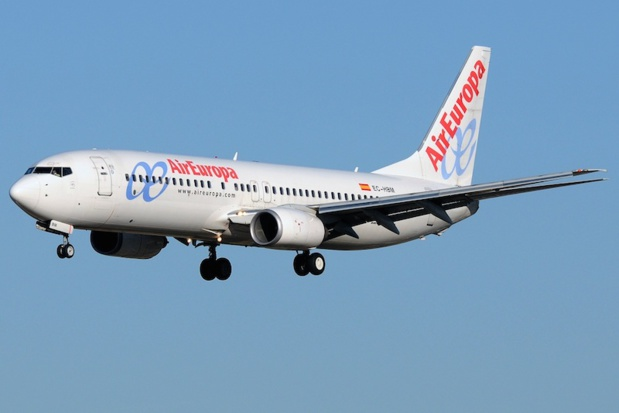 Will Air Europa's planes now be in the hands of the Chinese group HNA? - DR : Air Europa