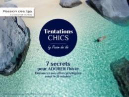 """Passion des îles lance ses """"Tentations CHICS"""""""