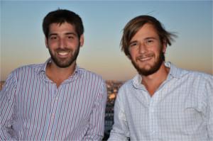 Thomas Faisant et Renaud Moulas fondateurs du site © Prochaine Escale