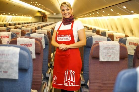 TAM Airlines vole entre São Paulo et Barcelone depuis le 1er octobre 2015