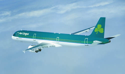 Aer Lingus développe son réseau au départ de Dublin, en Irlande, pour l'été 2016 - Photo : Aer Lingus