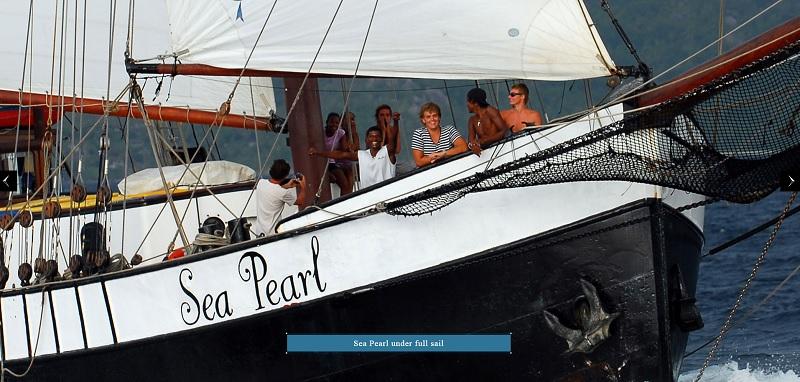 Le Sea Pearl fête ses 100 ans cette année. A cette occasion, il effectuera de nouveaux itinéraires aux Seychelles - DR : Capture d'écran Silhouette Cruises
