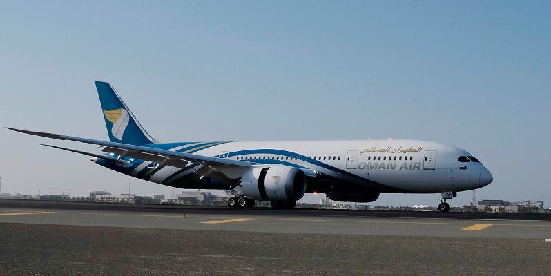 Oman Air a pris livraison de son premier B787-9 Dreamliner - Photo : Flickr - Oman Air