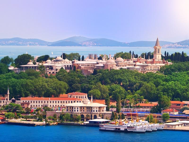 Les autorités turques n'ont pas attendu l'attentat d'Ankara pour sécuriser les principaux sites touristiques d'Istanbul, dont le Palais de Topkapi - Photo : Jan Schuler - Fotolia.com