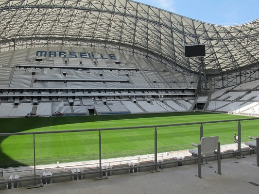 Il sera possible de visiter le Nouveau Stade Vélodrome pendant les vacances de la Toussaint - Photo P.C.