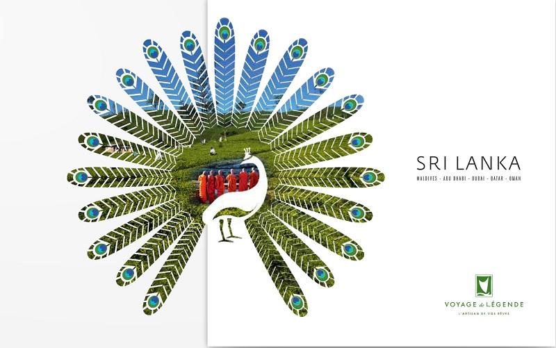 Voyage de Légende dédie une nouvelle brochure au Sri Lanka