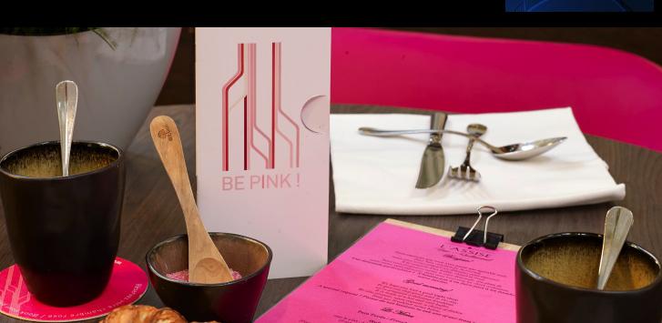 Pour l'édition 2015 d'Octobre Rose, Radisson Blu propose son Pink Breakfast ! - DR : Radisson Blu