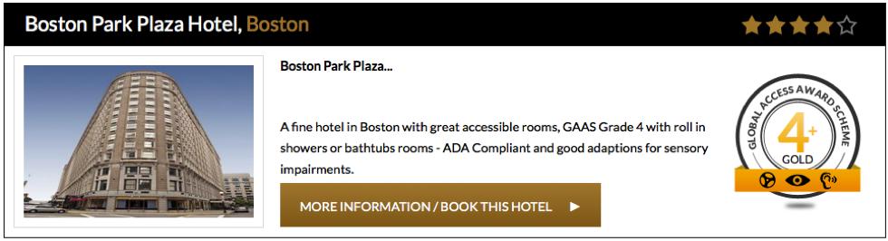 Handicap : des chambres d'hôtel accessibles pour tous sur un seul site Web
