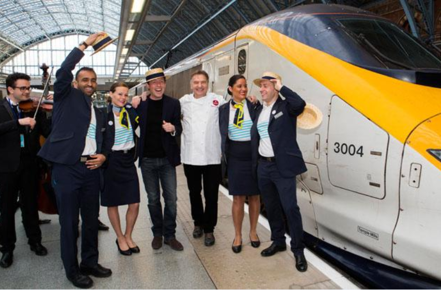 Eurostar : Lyon, Avignon et Marseille profitent de la fréquentation britannique !