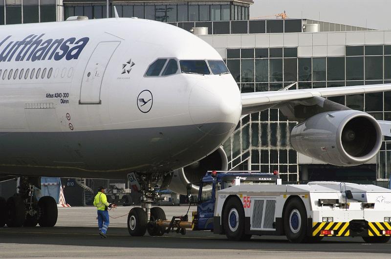 Lufthansa reliera Francfort à San José en Airbus A340-300 - DR : Ingrid Friedl, Lufthansa