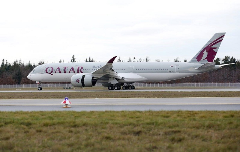 L'A350 XWB - DR : Qatar Airways