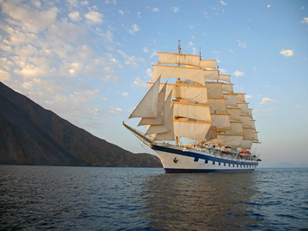 Star Clippers and its cruise onboard the Royal Clippers wins first place of the ranking - Photo Star Clippers