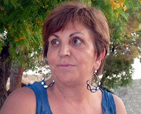 Adriana Minchella is the President of the Cediv - Photo DR