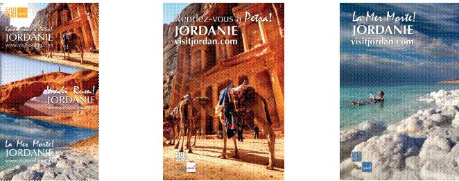 La Jordanie fait la promotion de Petra, de la Mer Morte et du désert de Wadi Rum en Île-de-France - DR : Visit Jordan