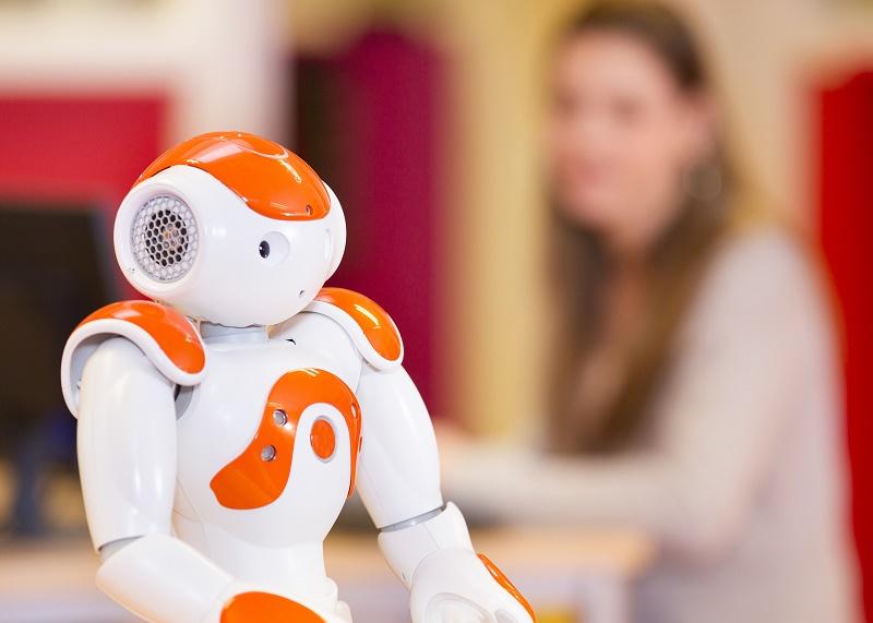 Dans les années à venir, la robotique devrait entraîner deux grands mouvements dans le tourismeb, l'un concernant l'automatisation des services existants, et l'autre la création de nouveaux services © Frank - Fotolia.com