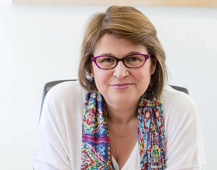 Marie-Laurence Vieuille-Féral est Présidente du directoire de FRAM depuis avril 2014 - DR : FRAM