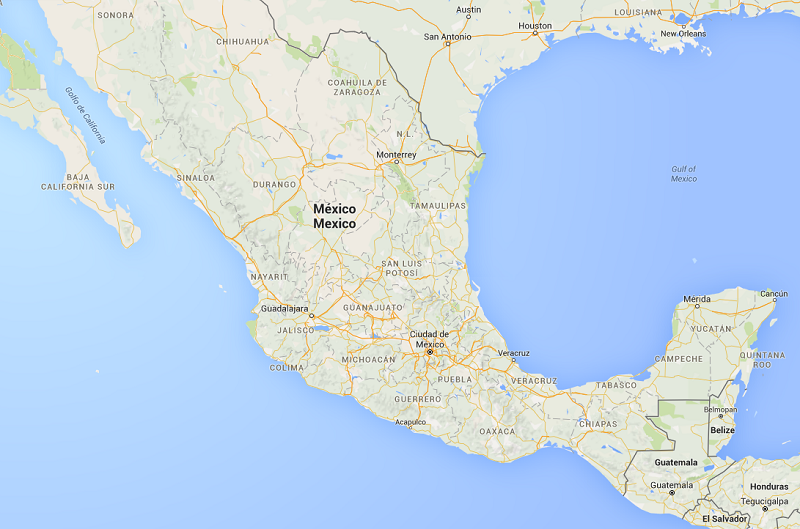 L'ouragan Patricia se rapproche du Mexique