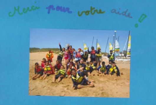 Partenariat TourMaG, Give and Dance : 25 enfants de la JPA ont pu partir en vacances !