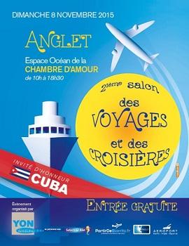 Anglet : Yon Evasion organise son 2ème salon du voyage
