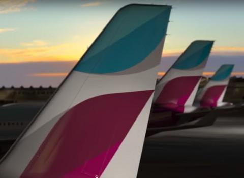 Eurowings élargit son réseau pour l'été 2016 - Photo : Eurowings