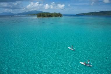 Tahiti et ses Îles fait la promotion de la destination dans les cinémas MK2 d'Île-de-France - Photo : Tahiti et ses îles