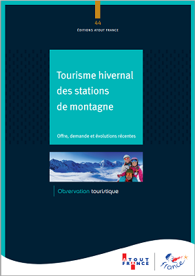 La nouvelle publication d'Atout France est disponible en version numérique ou papier - DR : Atout France