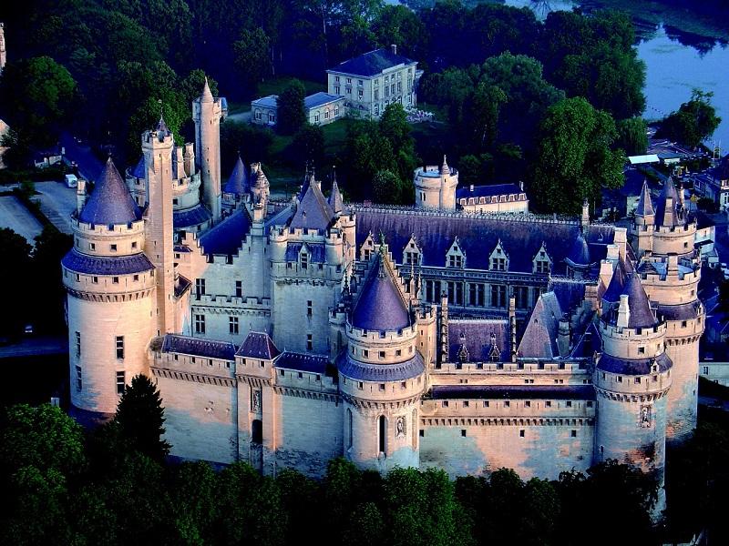 Château de Pierrefonds Copyright CDT Oise