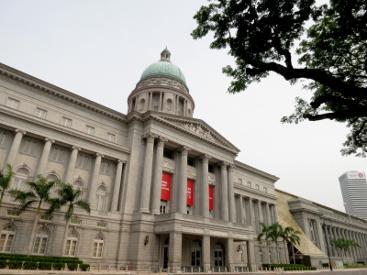 La National Gallery de Singapour - DR