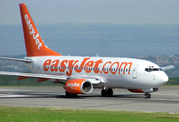 "With its new ""Flight Club,"" easyJet hopes to pick up the pace in tackling the corporate market - DR : easyJet"