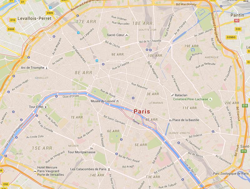 Plusieurs fusillades à Paris : au moins 127 morts dans les attentats de ce vendredi
