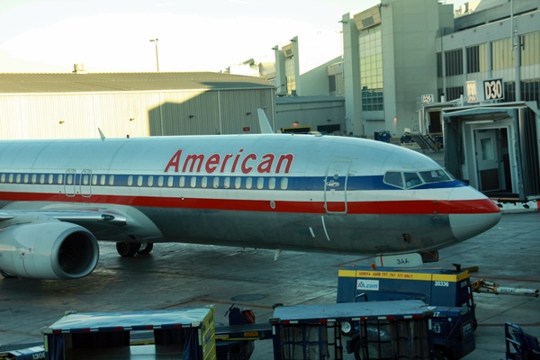 American Airlines flights  to and from Paris CDG airport are proceeding as normal