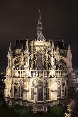 Les touristes de Reims sont désormais accueillis dans un nouvel espace construit près de la cathédrale - Photo : © Carmen Moya _ Flickr - Photo Sharing