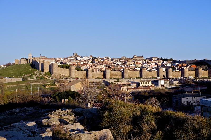 Avila de los Caballeros possède les remparts médiévaux les mieux conservés d'Europe - DR : OT d'Espagne