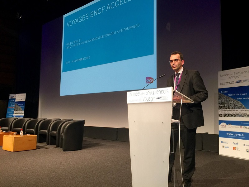 Congrès du SNAV : excellents résultats SNCF pour les agences de voyages (live)