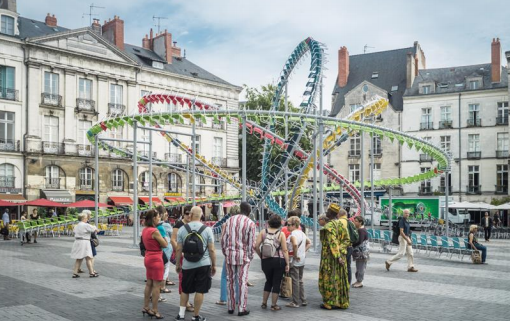 La fréquentation touristique a nettement progressé à Nantes pendant l'été 2015 - Photo : Nantes Tourisme