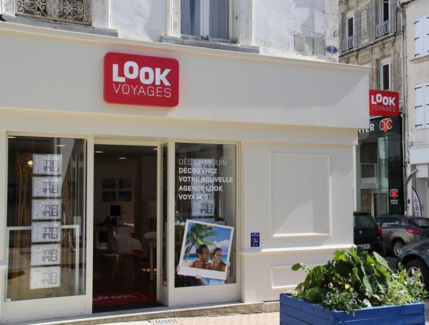 La nouvelle agence Look Voyages de la Roche-sur-Yon - DR