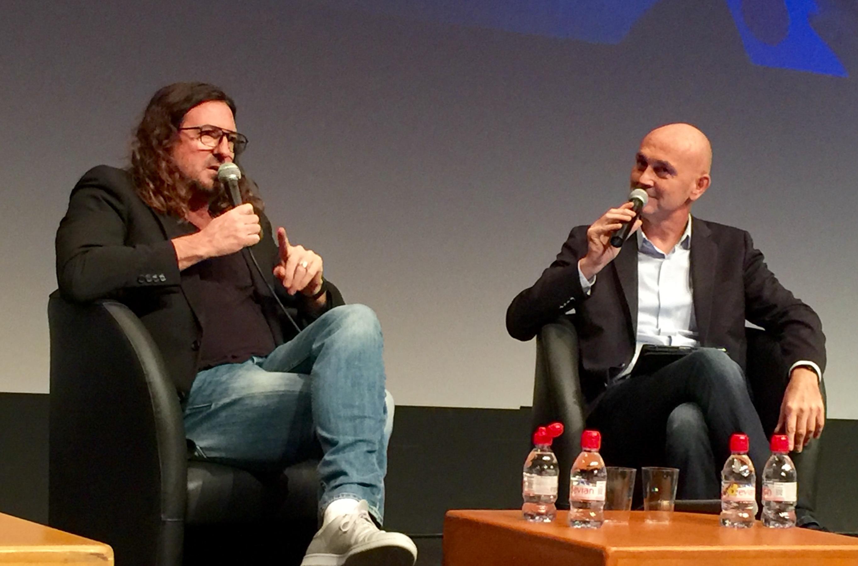 """Congrès du SNAV : Jacques-Antoine Granjon, """"C'est la fin des pure players !"""" (live)"""