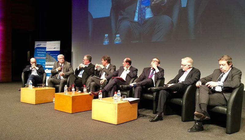 Steffen Weinstok, le directeur France de Lufthansa est venu défendre les frais GDS de sa compagnie devant les professionnels du tourisme. DR-JDL