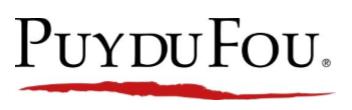 """Puy du Fou : """"Les amoureux de Verdun"""" meilleure attraction du monde"""