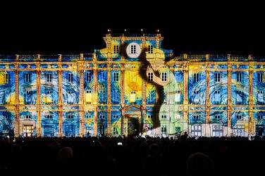 Gérard Collomb annonce l'annulation de la Fête des Lumières en décembre 2015 - Photo : Only Lyon