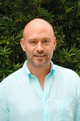 Nicolas Yarnell directeur général du Six Senses Portugal. Photo Six Senses.