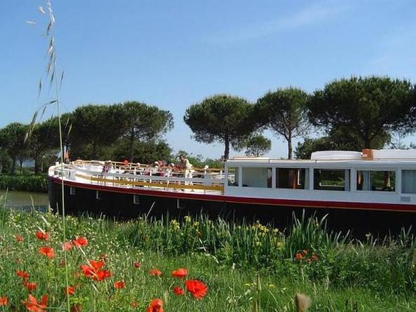 Canal du Midi : les groupes constitués au fil de l'eau !