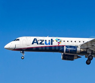 HNA entre au capital d'Azul Brazilian Airlines