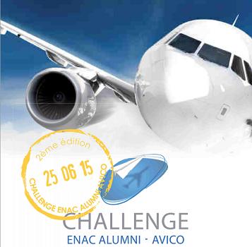 Les inscriptions pour la deuxième édition du Challenge ENAC Alumni Avico sont désormais closes - DR : ENAC Alumni Avico