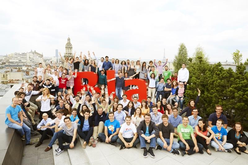 Les 300 personnes qui vont rejoindre l'équipe de Blablacar l'année prochaine ne rentreront pas dans la photo ! Dr-Blablacar