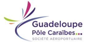 Aéroport de Pointe-à-Pitre : un nouveau point d'accueil pour les touristes
