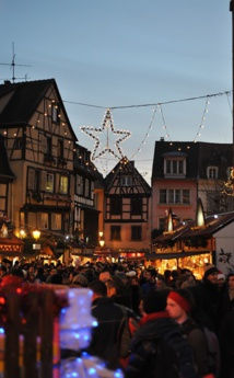 "Colmar's Christmas Market: ""Traditions from Alsace transmitted for many generations"""