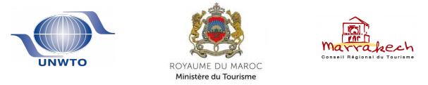 Maroc : 4e Sommet mondial du tourisme urbain à Marrakech les 14 et 15 décembre