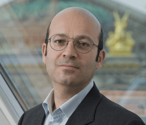 Christian Sabbagh, président d'Orchestra