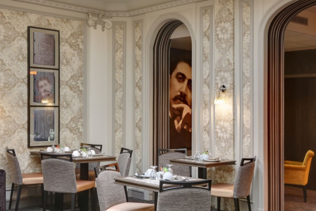Literary hotels in France: a new trend